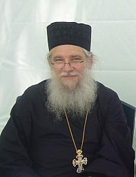 Bishop Luke, Rector